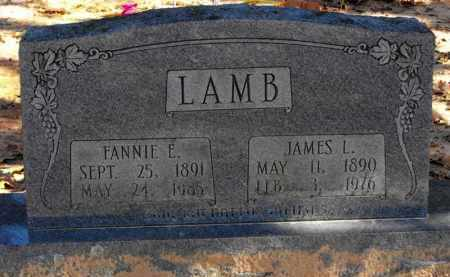 LAMB, JAMES L. - Baxter County, Arkansas | JAMES L. LAMB - Arkansas Gravestone Photos