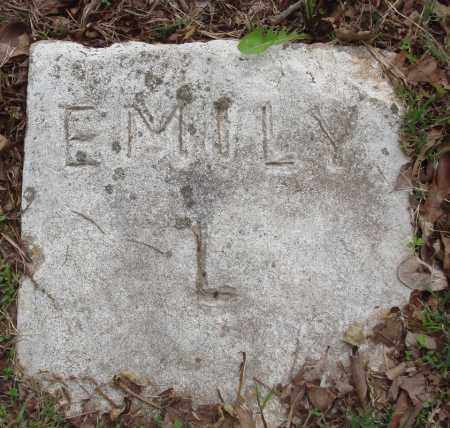 LANGSTON, EMILY - Baxter County, Arkansas | EMILY LANGSTON - Arkansas Gravestone Photos