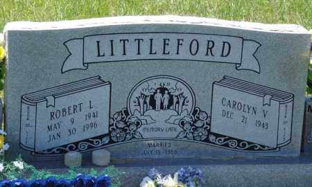 LITTLEFORD, ROBERT L - Baxter County, Arkansas | ROBERT L LITTLEFORD - Arkansas Gravestone Photos