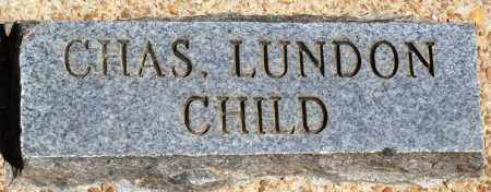 LUNDON, CHARLES - Baxter County, Arkansas | CHARLES LUNDON - Arkansas Gravestone Photos