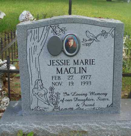 MACLIN, JESSIE MARIE - Baxter County, Arkansas | JESSIE MARIE MACLIN - Arkansas Gravestone Photos