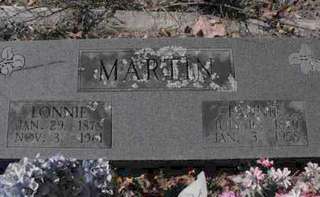 MARTIN, FANNY - Baxter County, Arkansas | FANNY MARTIN - Arkansas Gravestone Photos