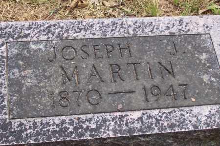 MARTIN, JOSEPH J. - Baxter County, Arkansas | JOSEPH J. MARTIN - Arkansas Gravestone Photos