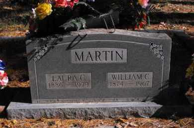 MARTIN, LAURA C. - Baxter County, Arkansas | LAURA C. MARTIN - Arkansas Gravestone Photos