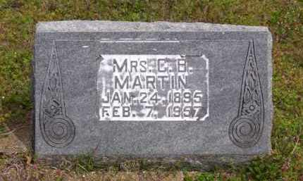 LUTHER MARTIN, MATTIE LOIS - Baxter County, Arkansas | MATTIE LOIS LUTHER MARTIN - Arkansas Gravestone Photos