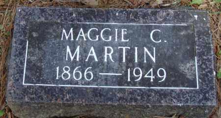 MARTIN, MAGGIE C - Baxter County, Arkansas | MAGGIE C MARTIN - Arkansas Gravestone Photos
