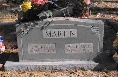 MARTIN, WILLIAM C. - Baxter County, Arkansas | WILLIAM C. MARTIN - Arkansas Gravestone Photos