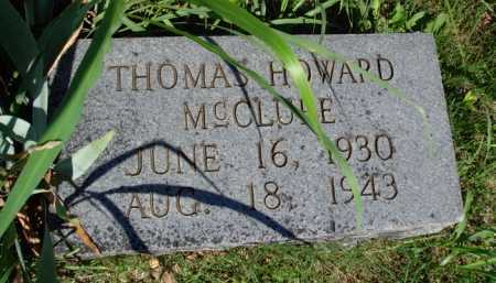 MCCLURE, THOMAS HOWARD - Baxter County, Arkansas | THOMAS HOWARD MCCLURE - Arkansas Gravestone Photos