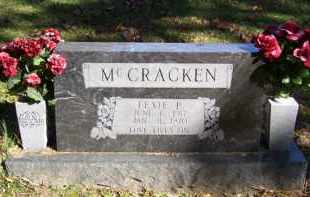 MCCRACKEN, LEXIE PERRY - Baxter County, Arkansas | LEXIE PERRY MCCRACKEN - Arkansas Gravestone Photos
