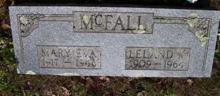 "MCFALL, MARY EVA ""EVIE"" - Baxter County, Arkansas 
