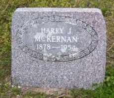 MCKERNAN, HARRY J. - Baxter County, Arkansas | HARRY J. MCKERNAN - Arkansas Gravestone Photos