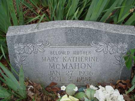 MCMAHON, MARY KATHERINE - Baxter County, Arkansas | MARY KATHERINE MCMAHON - Arkansas Gravestone Photos