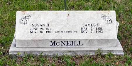 MCNEIL (2), SUSAN H. - Baxter County, Arkansas | SUSAN H. MCNEIL (2) - Arkansas Gravestone Photos
