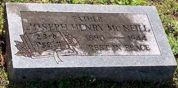 MCNEILL, JOSEPH HENRY - Baxter County, Arkansas | JOSEPH HENRY MCNEILL - Arkansas Gravestone Photos