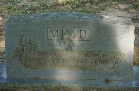 MEAD, EDWARD - Baxter County, Arkansas | EDWARD MEAD - Arkansas Gravestone Photos