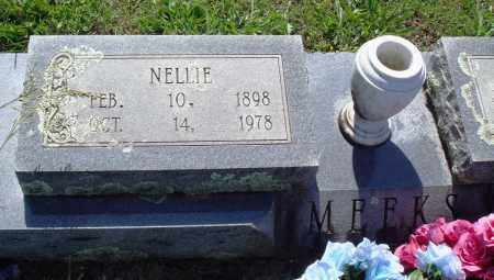 MEEKS, NELLIE - Baxter County, Arkansas | NELLIE MEEKS - Arkansas Gravestone Photos