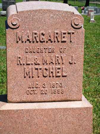 MITCHEL, MARGARET - Baxter County, Arkansas | MARGARET MITCHEL - Arkansas Gravestone Photos