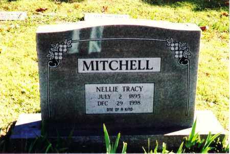 MITCHELL, NELLIE TRACY - Baxter County, Arkansas | NELLIE TRACY MITCHELL - Arkansas Gravestone Photos
