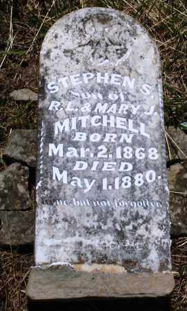 MITCHELL, STEPHEN S - Baxter County, Arkansas | STEPHEN S MITCHELL - Arkansas Gravestone Photos
