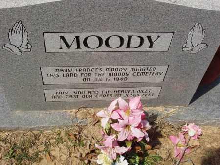 *, MOODY CEMETERY MEMORIAL - Baxter County, Arkansas | MOODY CEMETERY MEMORIAL * - Arkansas Gravestone Photos