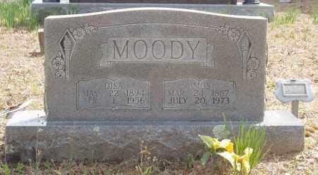 MOODY, DISA - Baxter County, Arkansas | DISA MOODY - Arkansas Gravestone Photos