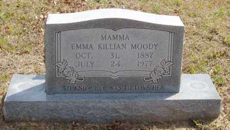 MOODY, EMMA - Baxter County, Arkansas | EMMA MOODY - Arkansas Gravestone Photos