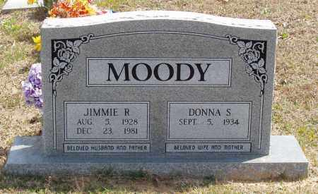 MOODY, JIMMIE R - Baxter County, Arkansas | JIMMIE R MOODY - Arkansas Gravestone Photos