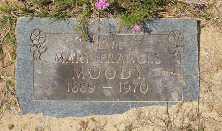 MOODY (2), MARY FRANCES - Baxter County, Arkansas   MARY FRANCES MOODY (2) - Arkansas Gravestone Photos