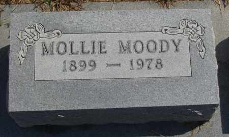 MOODY, MOLLIE - Baxter County, Arkansas | MOLLIE MOODY - Arkansas Gravestone Photos
