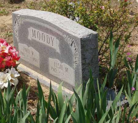 MOODY, PAUL M - Baxter County, Arkansas | PAUL M MOODY - Arkansas Gravestone Photos