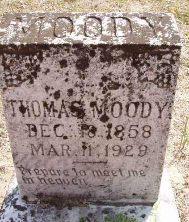 MOODY, THOMAS - Baxter County, Arkansas | THOMAS MOODY - Arkansas Gravestone Photos