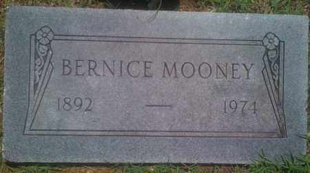 MOONEY, BERNICE - Baxter County, Arkansas | BERNICE MOONEY - Arkansas Gravestone Photos
