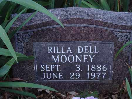 MOONEY, RILLA DELL - Baxter County, Arkansas | RILLA DELL MOONEY - Arkansas Gravestone Photos