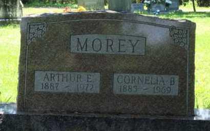 MOREY, ARTHUR E. - Baxter County, Arkansas | ARTHUR E. MOREY - Arkansas Gravestone Photos