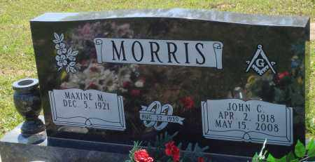 MORRIS, JOHN C - Baxter County, Arkansas | JOHN C MORRIS - Arkansas Gravestone Photos