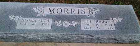 MORRIS, JOE HUGHES - Baxter County, Arkansas | JOE HUGHES MORRIS - Arkansas Gravestone Photos