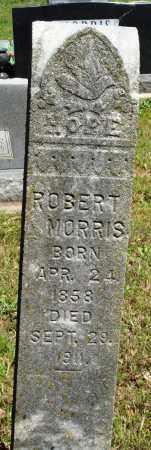 MORRIS, ROBERT - Baxter County, Arkansas | ROBERT MORRIS - Arkansas Gravestone Photos