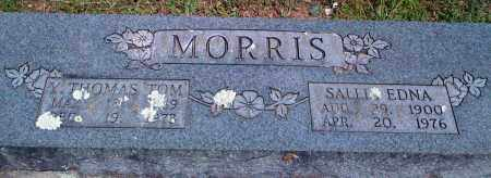 MORRIS, SALLIE EDNA - Baxter County, Arkansas | SALLIE EDNA MORRIS - Arkansas Gravestone Photos