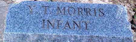 MORRIS, Y T - Baxter County, Arkansas | Y T MORRIS - Arkansas Gravestone Photos