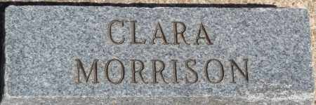 MORRISON, CLARA - Baxter County, Arkansas | CLARA MORRISON - Arkansas Gravestone Photos