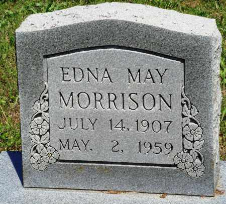 MORRISON, EDNA MAY - Baxter County, Arkansas | EDNA MAY MORRISON - Arkansas Gravestone Photos