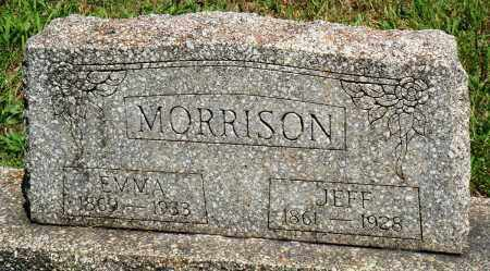 MORRISON, JEFF - Baxter County, Arkansas | JEFF MORRISON - Arkansas Gravestone Photos