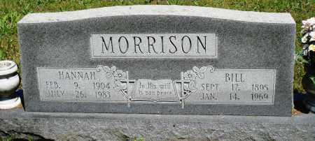 MORRISON, HANNAH - Baxter County, Arkansas | HANNAH MORRISON - Arkansas Gravestone Photos