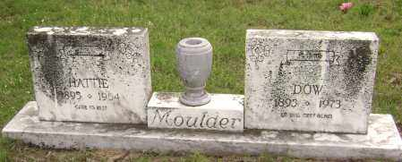 MOULDER, DOW - Baxter County, Arkansas | DOW MOULDER - Arkansas Gravestone Photos