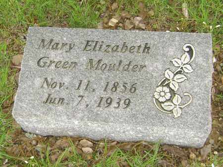 MOULDER, MARY ELIZABETH - Baxter County, Arkansas | MARY ELIZABETH MOULDER - Arkansas Gravestone Photos