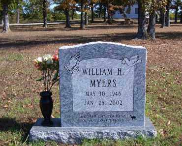 MYERS (VETERAN VIET), WILLIAM H - Baxter County, Arkansas | WILLIAM H MYERS (VETERAN VIET) - Arkansas Gravestone Photos