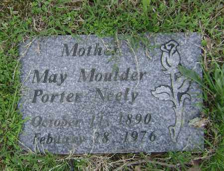 MOULDER NEELY, MAY - Baxter County, Arkansas | MAY MOULDER NEELY - Arkansas Gravestone Photos