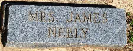 NEELY, MRS. JAMES - Baxter County, Arkansas | MRS. JAMES NEELY - Arkansas Gravestone Photos