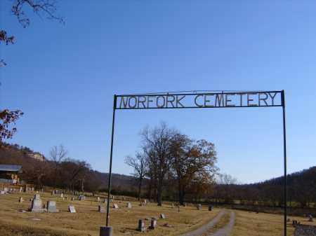 *, NORFORK CEMETERY - Baxter County, Arkansas | NORFORK CEMETERY * - Arkansas Gravestone Photos