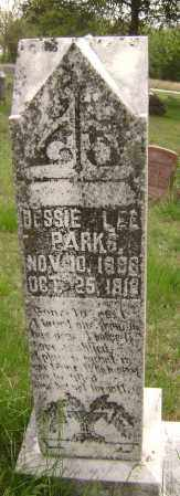 PARKS, BESSIE LEE - Baxter County, Arkansas | BESSIE LEE PARKS - Arkansas Gravestone Photos